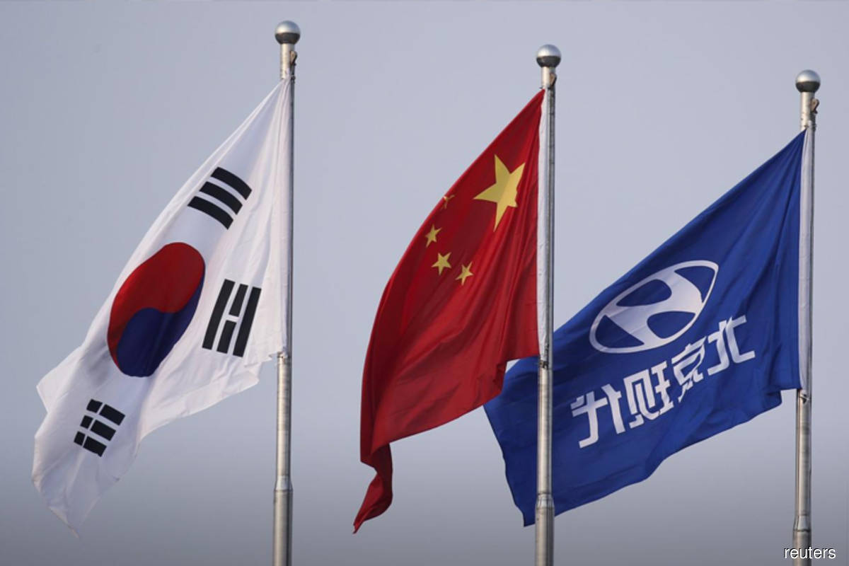 Hyundai to build China factory as part of hydrogen vehicles push